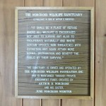 Arthur D. Norcross Attribution Plaque