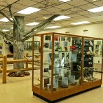 View of the Visitors Center